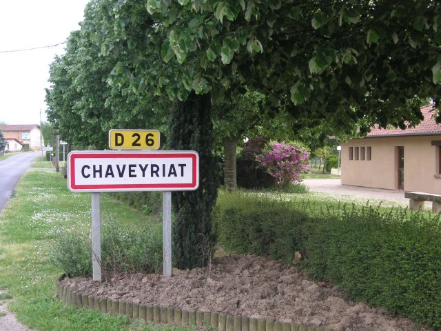 Chaveyriat