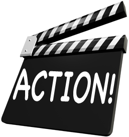 action-clapboard