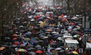 Manifestation 31 mars Paris